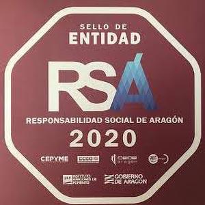 sello-responsabilidad-social-aragón-entidad-2020